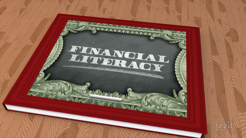 Still image from Financial Literacy