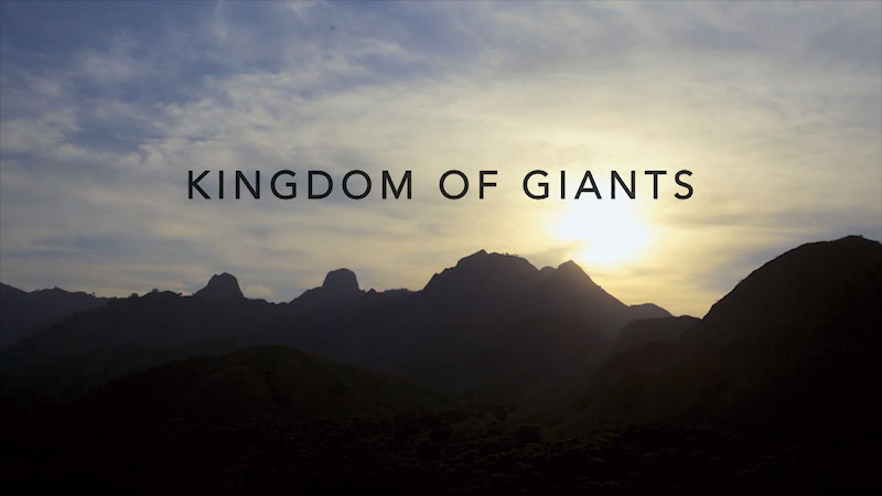 Still image from: Wildest Islands of Indonesia: Kingdom of Giants