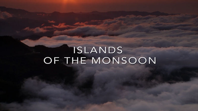 Still image from: Wildest Islands of Indonesia: Islands of the Monsoon