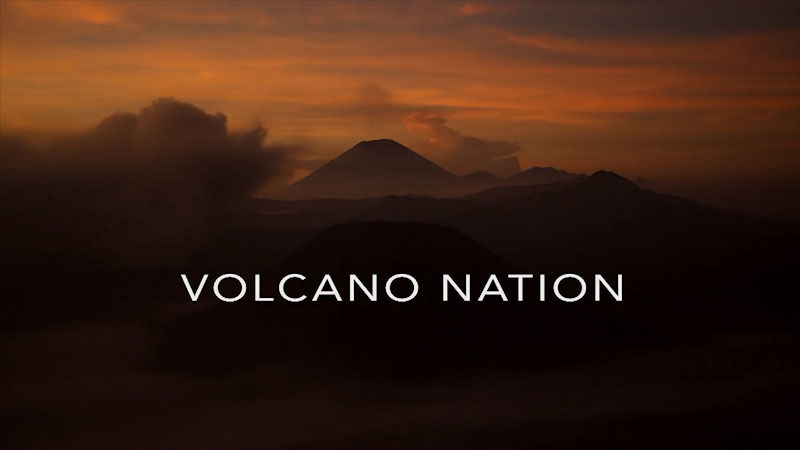 Still image from: Wildest Islands of Indonesia: Volcano Nation