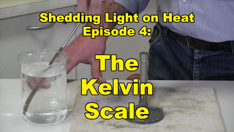 Still image from: Shedding Light on Heat: The Kelvin Scale (Episode 4)