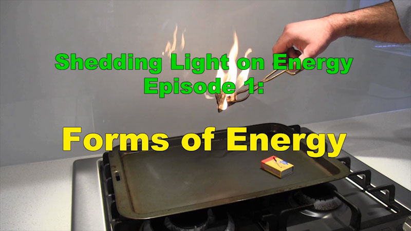 Still image from Shedding Light on Energy: Forms of Energy (Episode 1)