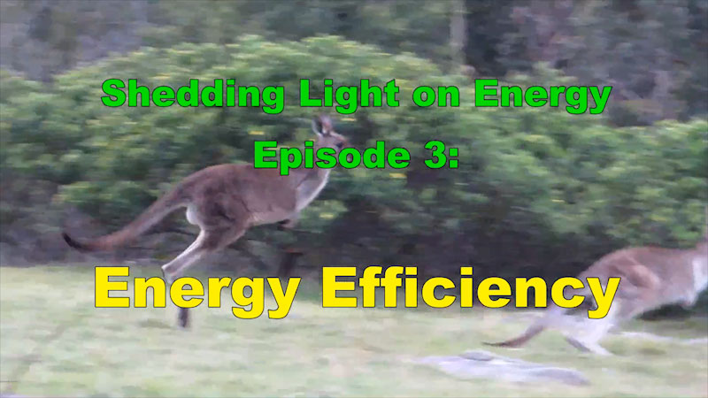 Still image from Shedding Light on Energy: Energy Efficiency (Episode 3)