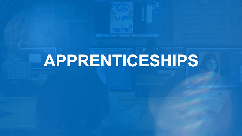 Still image from: Finding Your Pathway for Parents: Apprenticeships
