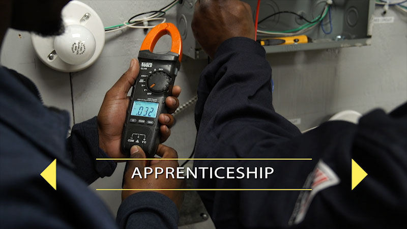 Still image from: Finding Your Pathway for Students: Apprenticeship