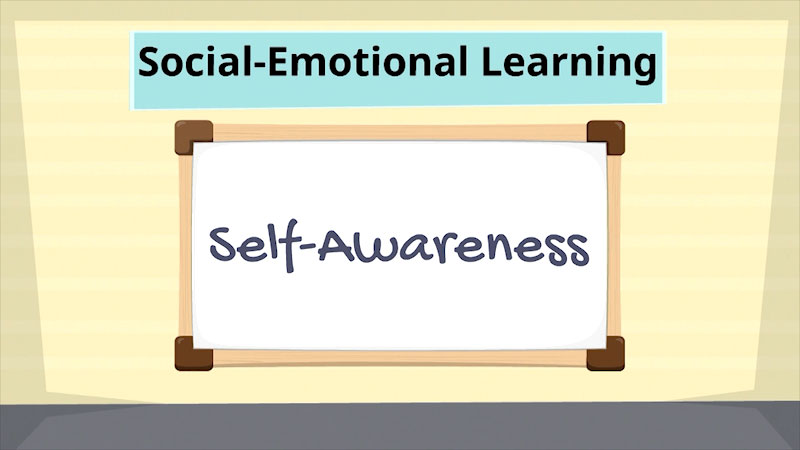 Still image from: Social-Emotional Learning: Self-Awareness