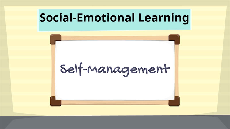 Still image from: Social-Emotional Learning: Self-Management