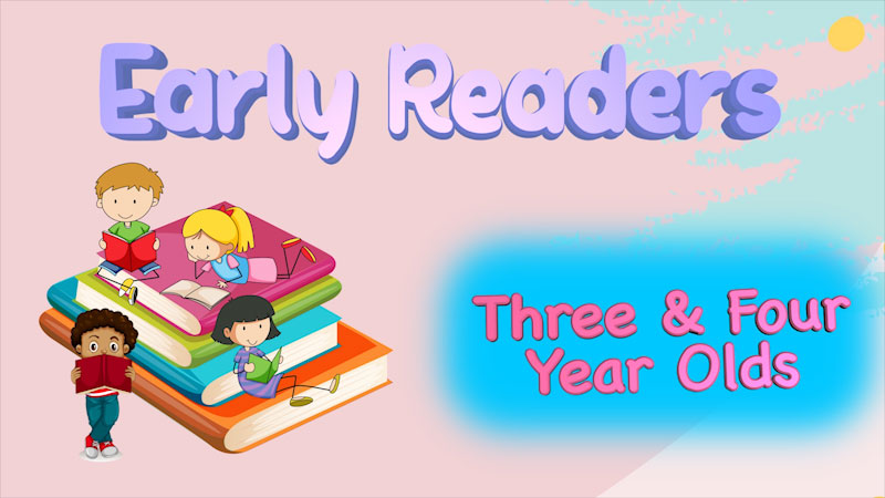 Still image from: Literacy Tips Across Ages: Early Readers (Three and Four Year Olds)
