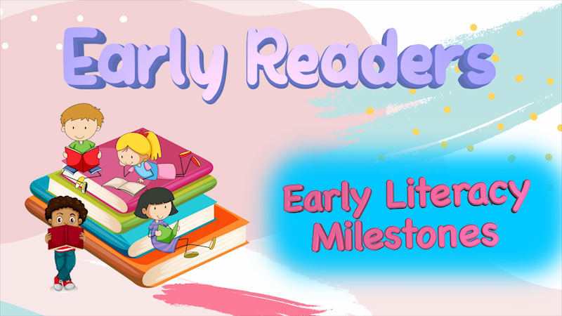 Still image from: Literacy Tips Across Ages: Early Readers (Early Literacy Milestones)