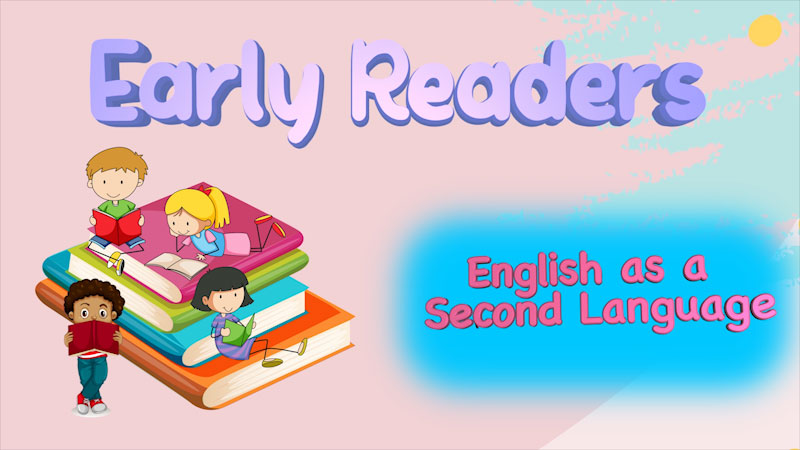 Still image from: Literacy Tips Across Ages: Early Readers (English as a Second Language)