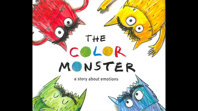 Still image from: The Color Monster: A Story About Emotions