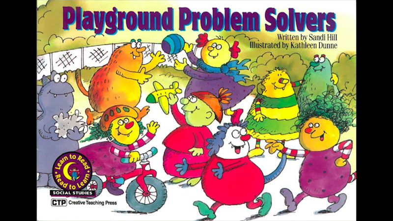 Still image from: Playground Problem Solvers