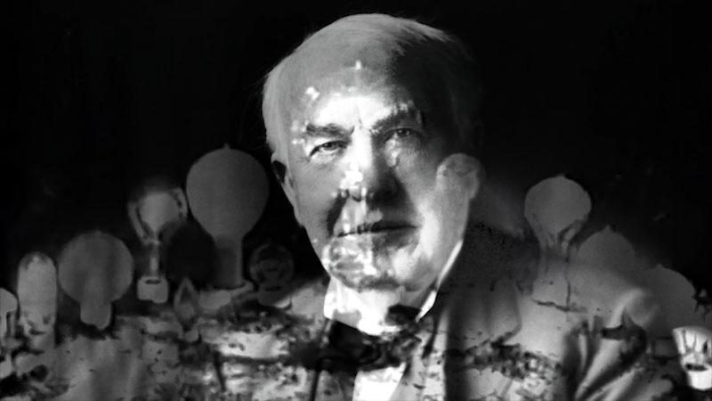 Still image from American Entrepreneurial Genius: Program 6 (1889-1903)