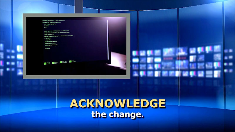Still image from: Business Essentials: Adapting to Change