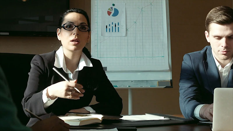 Still image from: Business Essentials: Meetings--Concise and Profitable