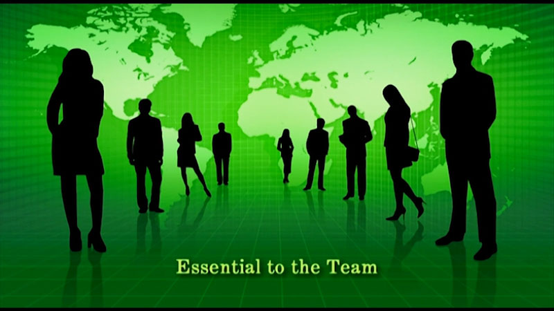 Still image from: Employee Awareness: Essential to the Team