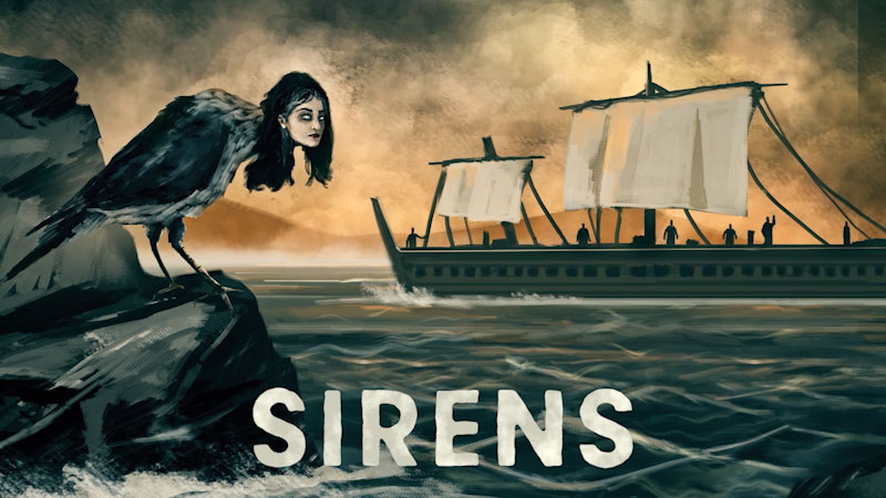 Still image from: Monstrum: The Fatal Song of the Sirens