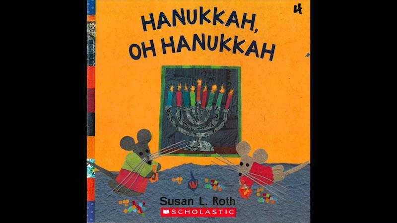 Still image from: Hanukkah, O Hanukkah