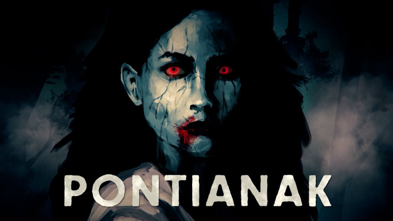 Still image from: Monstrum: Pontianak--The Vampiric Ghost of Southeast Asia