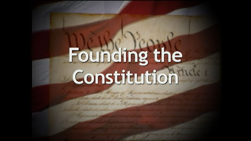 Still image from A History of the U.S. Constitution: Founding the Constitution (Part 2)