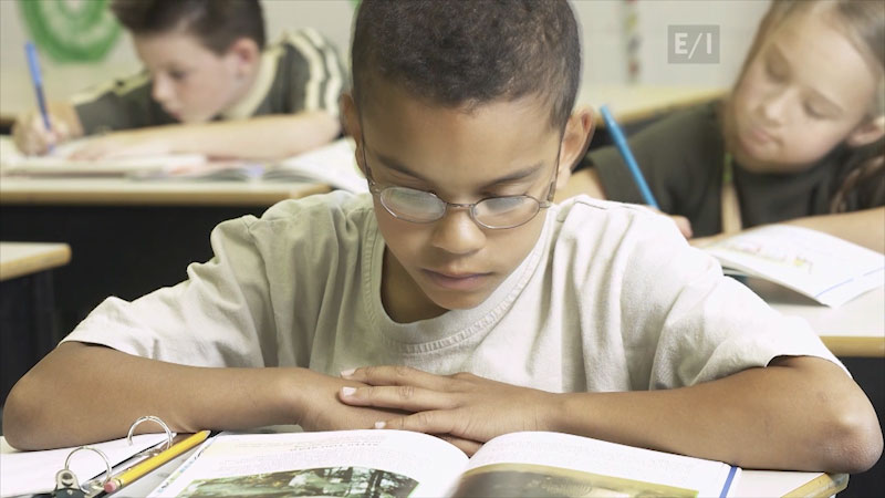 Still image from: Teen Kids News (Episode 1822)