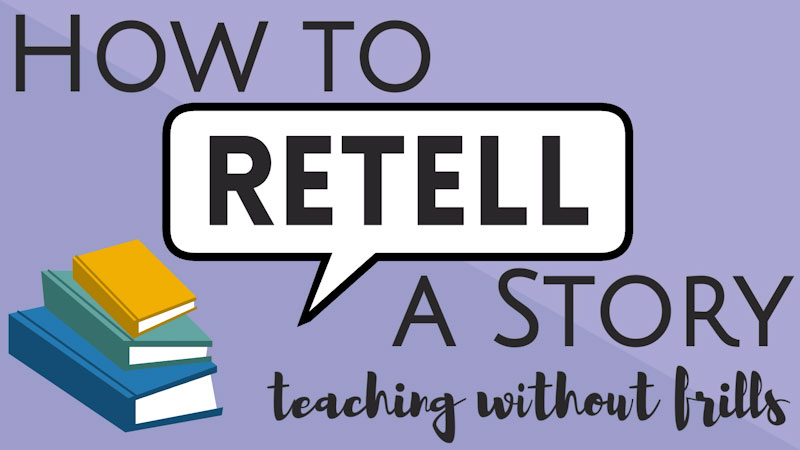 Still image from: How to Retell a Story