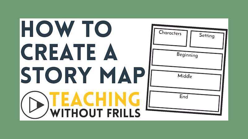 Still image from: How to Create a Story Map
