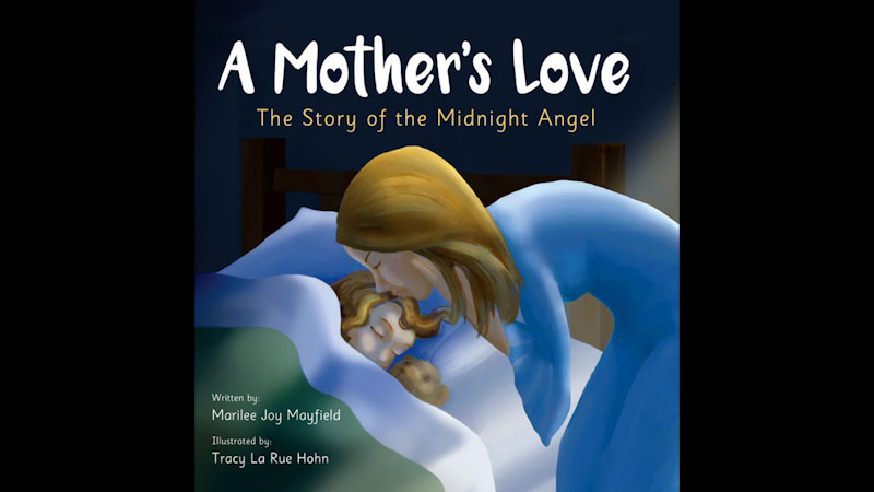 Still image from: A Mother's Love: The Story of the Midnight Angel