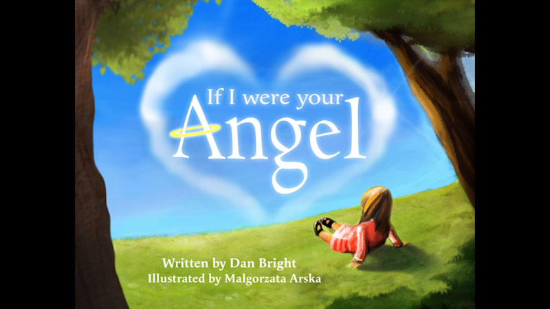 Still image from: If I Were Your Angel