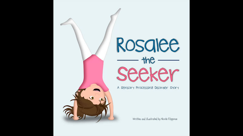Still image from: Rosalee the Seeker: A Sensory Processing Disorder Story