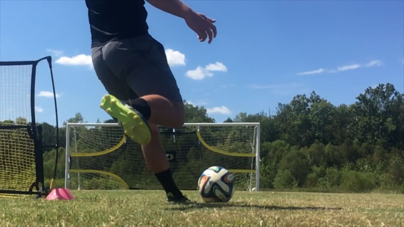 Still image from: Score More Goals: Shooting
