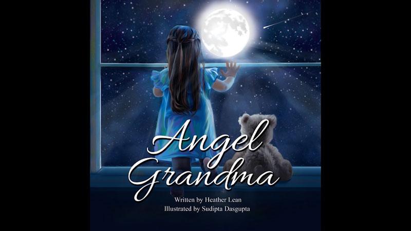 Still image from: Angel Grandma