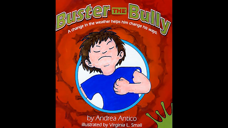 Still image from: Buster the Bully
