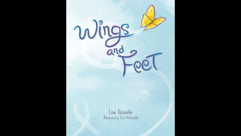 Still image from: Wings and Feet