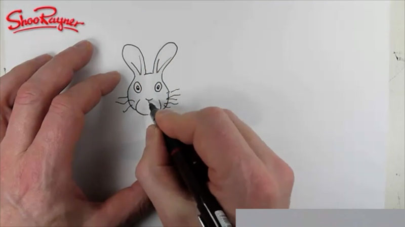 Still image from: How to Trace a Drawing
