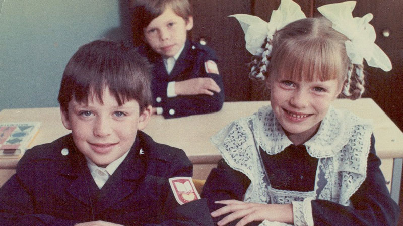 Still image from: Children of Perestroika