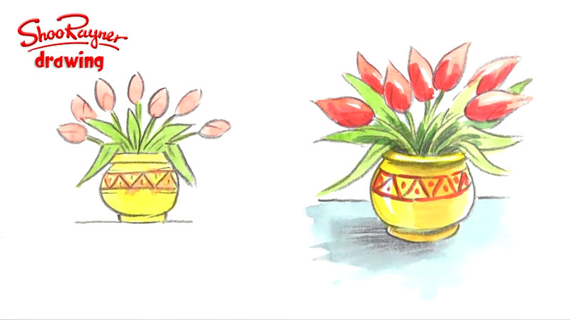 Still image from: 2-D or 3-D Drawing