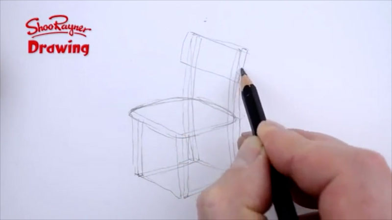 Still image from: How to Draw a Chair