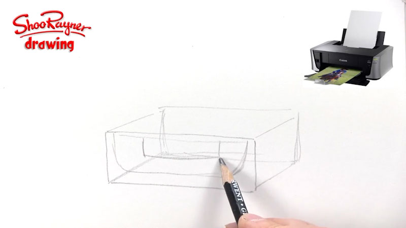 Still image from: Drawing Box-Shaped Things