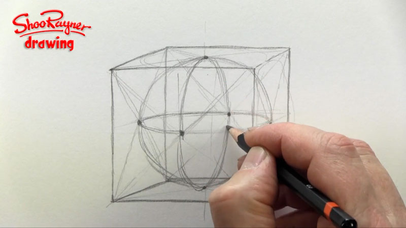 Still image from: Drawing Spheres (Part 1)