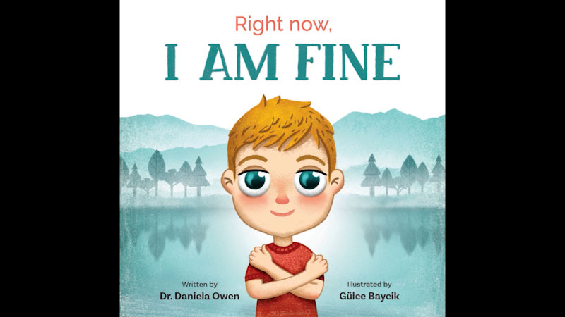 Still image from: Right Now, I Am Fine