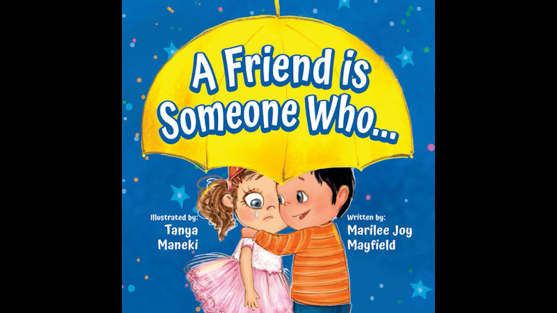 Still image from: A Friend Is Someone Who...