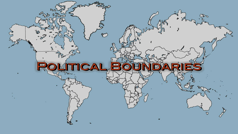 Still image from: Advanced Placement Human Geography: Making Sense of Planet Earth--Political Boundaries