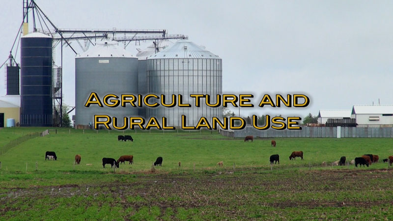 Still image from: Advanced Placement Human Geography: Making Sense of Planet Earth--Agriculture and Rural Land Use