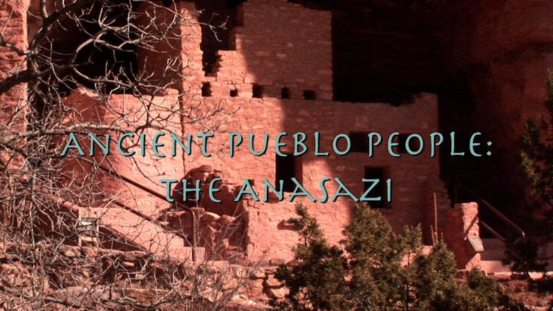 Still image from: Ancient History: Ancient Pueblo People--The Anasazi