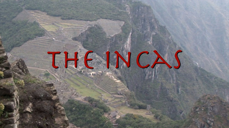 Still image from: Ancient History: The Incas