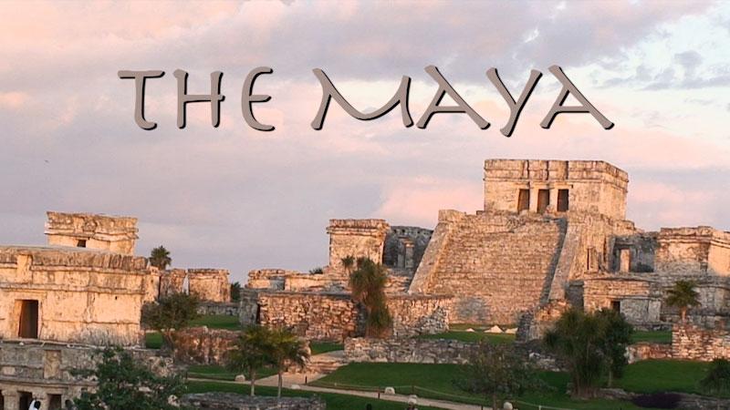 Still image from: Ancient History: The Maya