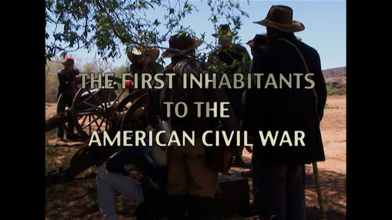 Still image from: California: History--The First Inhabitants to the American Civil War