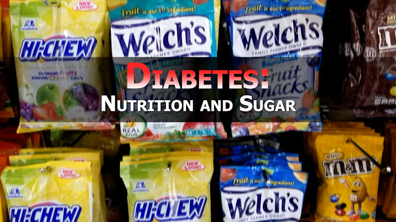 Still image from: Diabetes: Nutrition and Sugar