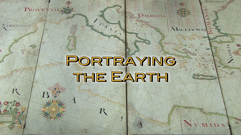 Still image from: Physical Geography: Making Sense of Planet Earth--Portraying the Earth